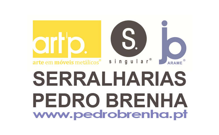 SERRELHARIA PEDRO BRENHA